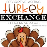Descriptive Writing: Turkey Exchange Project