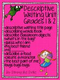 Descriptive Writing Unit Grade 1 & 2