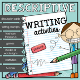 Descriptive Writing Unit from Teacher's Clubhouse