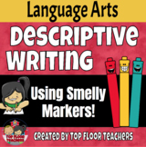 Descriptive Writing Using Smelly Markers