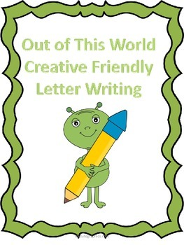 Descriptive Writing With a Creative Friendly Letter