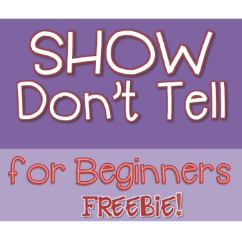 FREE! Descriptive Writing for Beginners