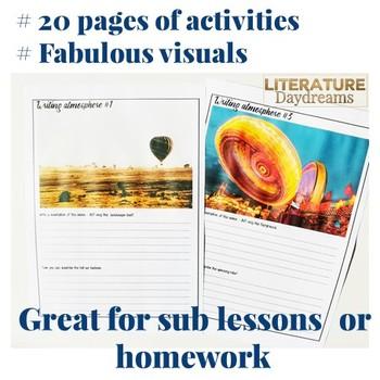 Descriptive Writing tasks For Fall