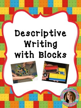 Descriptive Writing with Blocks
