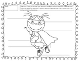 Descriptive Writing with Coloring