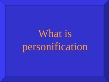 Descriptive/Figurative Language Jeopardy!
