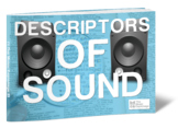 Descriptors of Sound - POSTER