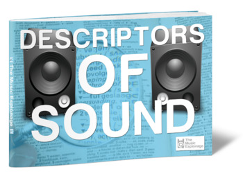 Descriptors of Sound - POSTER