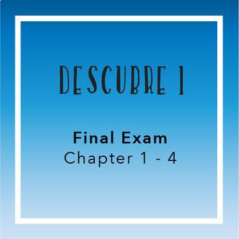 Descubre 1 Final Exam