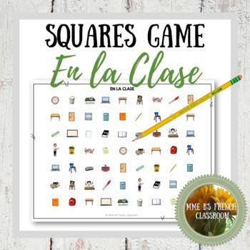 Descubre 1 Lección 2: Squares Game Connect the pictures: en la clase