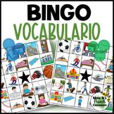 Descubre 1 Lección 4: Bingo vocabulary review game