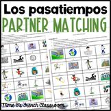 Descubre 1 Lección 4: Los pasatiempos partner matching game