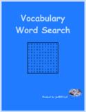 Descubre 1 Lección 4 Wordsearch