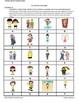 Descubre 1 Lección 6: La ropa partner matching game