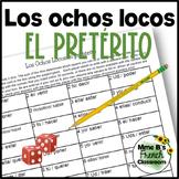 Descubre 1 Lección 9: Crazy 8s for practicing the preterite/el pretérito