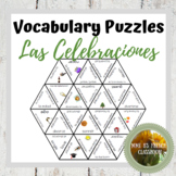 Descubre 1 Lección 9 Vocabulary puzzles: Las celebraciones