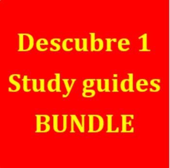 Descubre 1 Study guides Bundle