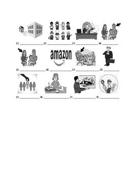 Descubre 2 Chapter 7 Vocabulary Identification Practice/Quiz