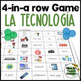 Descubre 2 Lección 2 4-In-A-Row game: La tecnología Technology