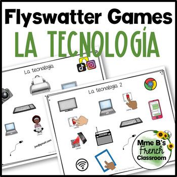Descubre 2 Lección 2: La tecnología flyswatter game