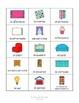 Descubre 2 Lección 3: La casa Bingo games