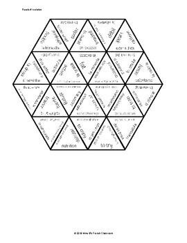 Descubre 2 Lección 6 Vocabulary puzzle: El bienestar