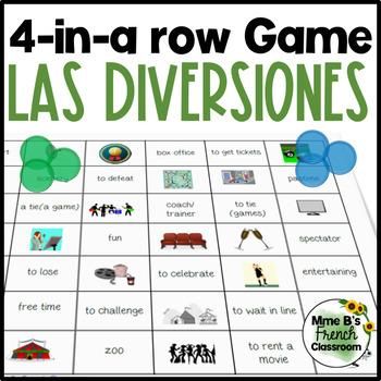 Descubre 3 Lección 2 4-In-A-Row game: Las diversiones