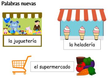 Descubre el español B, Unidad 2, Semana 4, ¿Tiene usted fidget spinners? (story)