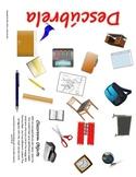 ¡Descúbrela! Classroom Objects in Spanish