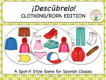 Descúbrelo - Clothing / Ropa Edition