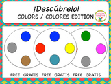 Descúbrelo - Colors / Colores Edition