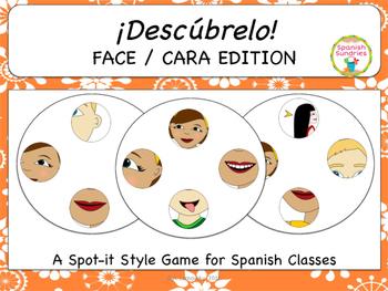 Descúbrelo - Face/Cara Edition