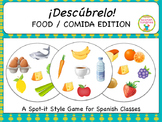 Descúbrelo - Food / Comida Edition