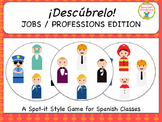 Descúbrelo - Job/Profession Edition