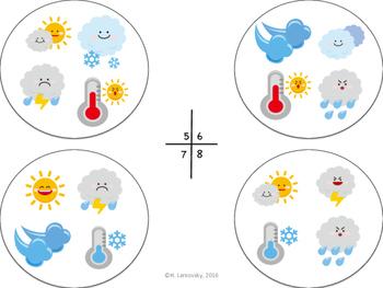 Descúbrelo - Weather/Tiempo Edition