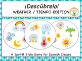 Descúbrelo - Weather/Tiempo Edition
