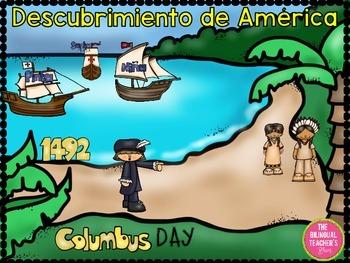 Descubrimiento de America ~ Columbus Day