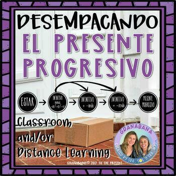 Desempacando el Presente Progresivo / Unpacking the Present Progressive