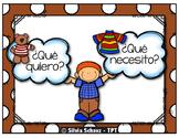 Deseos y necesidades - Una actividad para el Día de acción de gracias