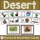 Desert Animals Activities - Research