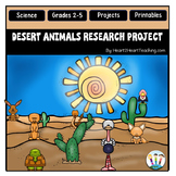 Desert Animals Research Project & Rubric