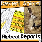 Desert Animal Report