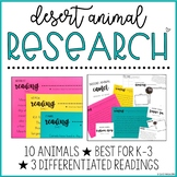 Desert Animal Research