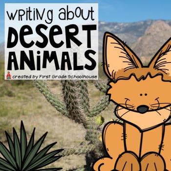 Writing About Desert Animals