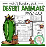 "Desert Animals ""No Prep"""