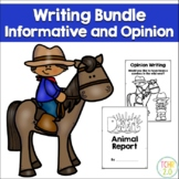 Wild West Writing Bundle