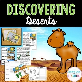 Desert Biome Research Unit with PowerPoint