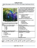 """Intervention & Test Prep with """"Desert Botanical Garden"""" by Dale Chihuly"""