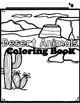 Desert Coloring Book
