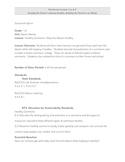 Desert Commons Lessons 3,4, & 5